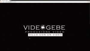 Sito web Videogebe.it